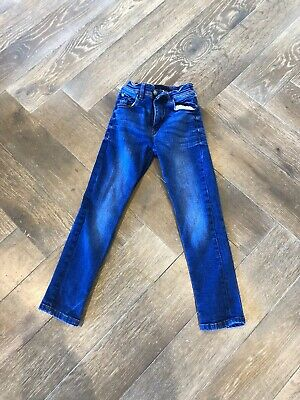 NEXT Boys blue skinny jeans age: 6 years