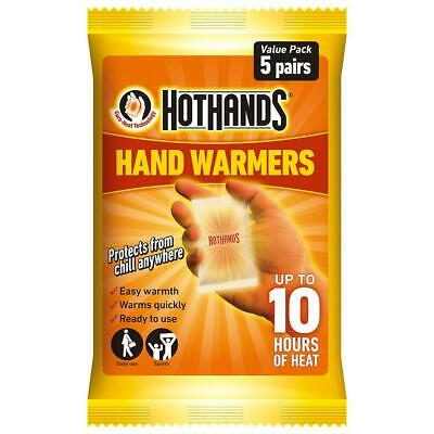 Hot Hands Hand Warmers Heat Warming Outdoor Work Camping - 40 Pairs