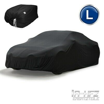 4 PLY BREATHABLE FULL CAR COVER S 406x165x119cm PROTECTION FULL GARAGE TARPAULIN