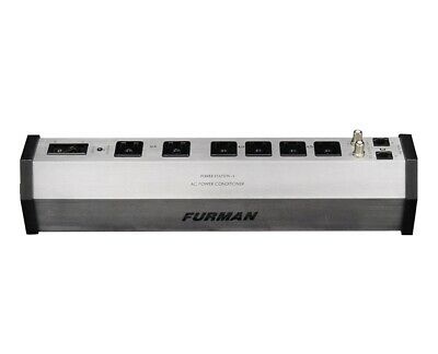 Furman PST-6 6-outlet Power Strip/Conditioner and Surge Protector PROAUDIOSTAR