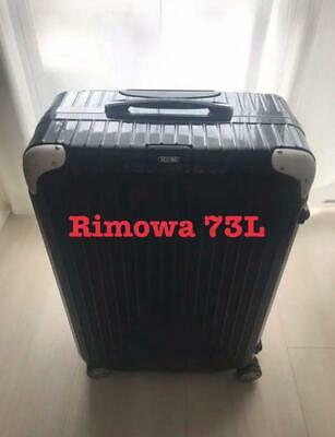 RIMOWA Carry Bag Limbo 73L Used from Japan F/S