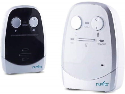 Nuvita 3013 Planet - Baby Monitor Audio Only – Innovating Green Tule Technology