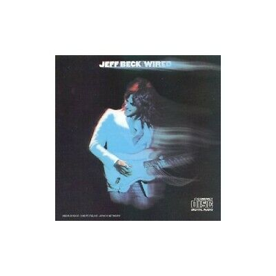 Jeff Beck - Wired - Jeff Beck CD 5VVG The Cheap Fast Free Post The Cheap Fast