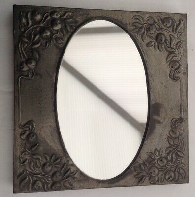 Small Arts &  Crafts Style Stand Alone Mirror
