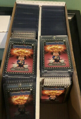 2010 Garbage Pail Kids Flashback Silver Parallel You Pick the One You Need $1.99