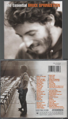 Bruce Springsteen The Essential Cd Album Limited Edition 3cd born in the usa