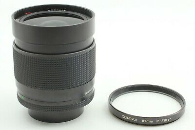 【EXC4】 Contax Carl Zeiss Distagon T* 35mm F1.4 MMJ Lens CY Mount From JAPAN 234