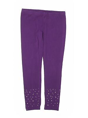 The Children's Place Girls Purple Leggings 10