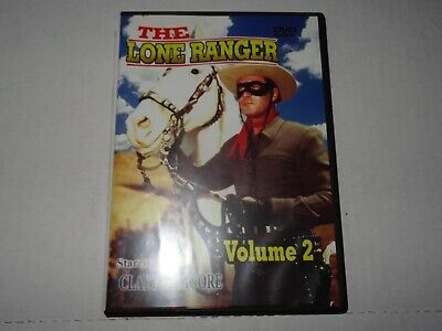 The Lone Ranger Dvd Volume 2