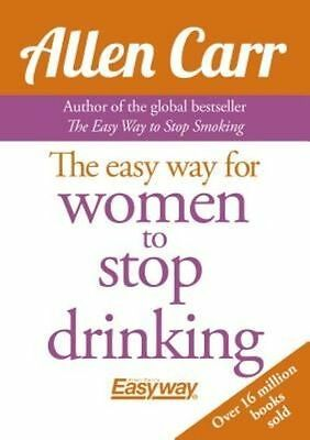 Carr, Allen : Allen Carrs Easy Way for Women to Quit D FREE Shipping, Save £s