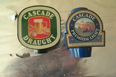 Tap Beer Decal fittings cascade premium light and cascade draught