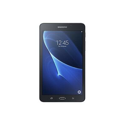 Brand New Samsung Galaxy Tab A  A6 2016 T280N - 7Inch - 8Gb - Black - New