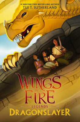 NEW Wings of Fire Legends By Tui T. Sutherland Paperback Free Shipping