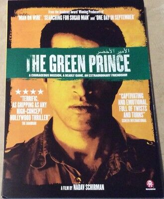 Promotional Movie Flyer The Green Prince -  *NOT A DVD*