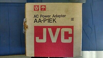 Brand New and Boxed JVC AC Power Adapter AA-P1EK