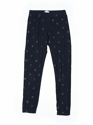 Crewcuts Outlet Girls Blue Leggings 8