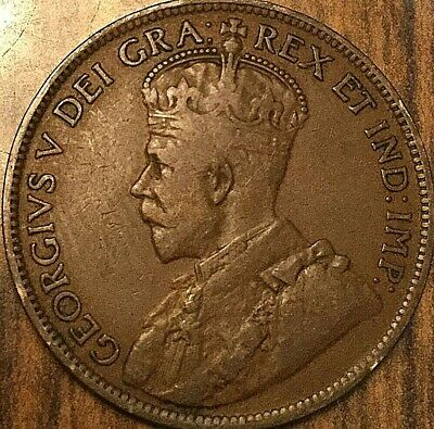 1916 Canada Large Cent Large 1 Cent Penny
