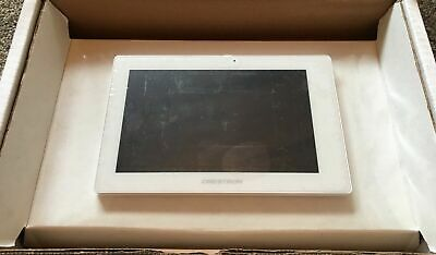 Crestron TSW-760-W-S Touch Screen in White  - Free Fast Shipping