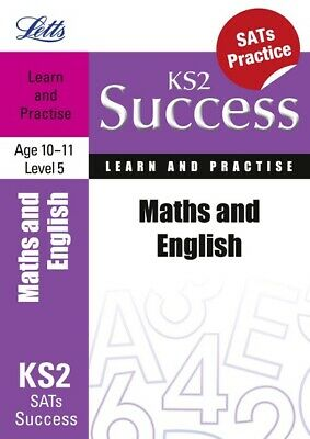 KS2 success: Maths and English. Learn and practise by Paul Broadbent (Paperback
