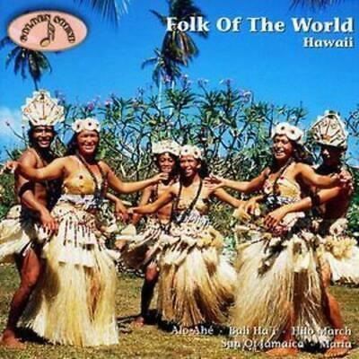 Various Artists : Folk of the World - Hawaii CD (2003) FREE Shipping, Save £s