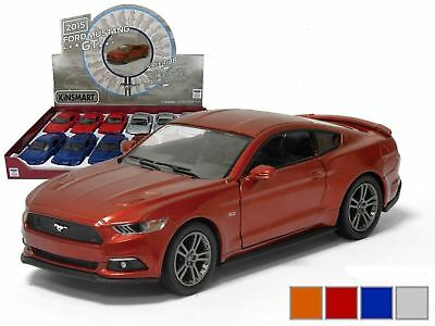 """New Kinsmart Diecast Car 5/"""" 1964 1//32 FORD MUSTANG *CHOOSE A COLOR"""