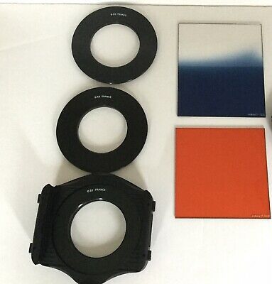 Cokin Filter Holder And Filters