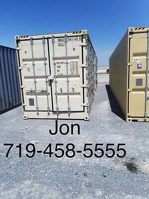 20' or 40' Cargo Shipping Storage Cargo Containers for Sale!!