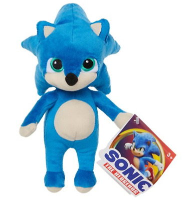 PRE-ORDER:  Sonic the Hedgehog MOVIE Baby Sonic 8 1/2-Inch Plush ~NEW~ 2020