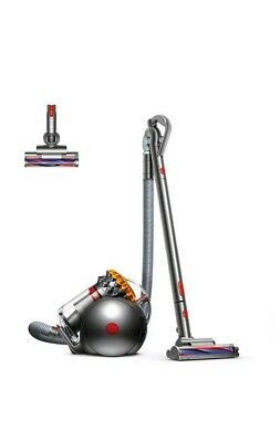 Dyson Big Ball Multi Floor Canister Vacuum-Yellow/Iron NEW SEALED FREE FAST SHIP
