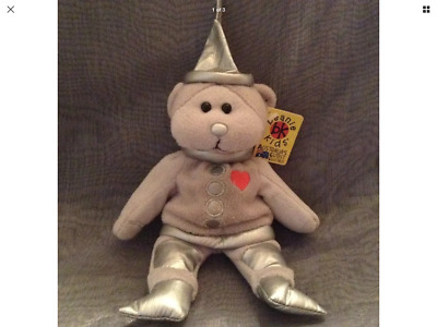Beanie Kid Rattle the Tinman 2002