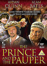 The Prince and the Pauper DVD (2010) cert PG Incredible Value and Free Shipping!