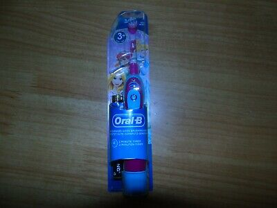 Oral-B disney princess Toothbrush with Batteries and Brush Head