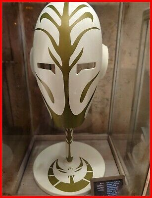 Star Wars Galaxy's Edge Legacy Temple Guard Mask Brand New Sealed