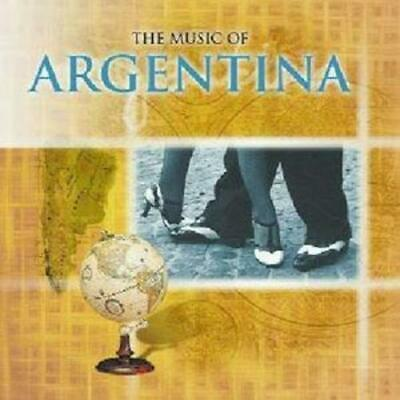 Various Artists : World of Music: Argentina CD (2003) FREE Shipping, Save £s