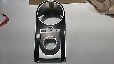 71257-10 INSTR CONSOLE PANEL,SATIN CHRM Harley-Davidson