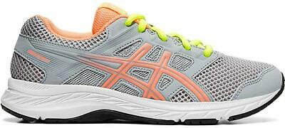 Asics Kid's Gel-Contend 5 GS Running Shoes, 6M, Piedmont, Grey, Size 6.0 NFxH