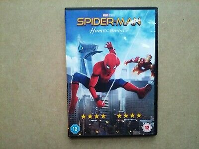 Marvel Studios - Spider-Man - Homecoming - 2017 Super Hero Movie (DVD)
