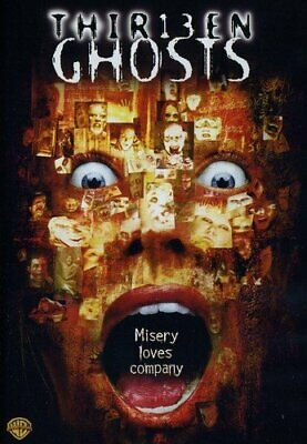 THIR13EN GHOSTS New Sealed DVD Thirteen Ghosts