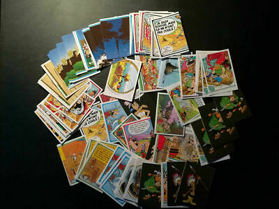 Stickers Panini Asterix Carrefour 2019 Lot de 10 cartes au choix Autocollant 60a