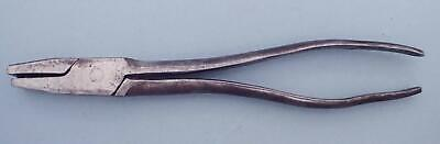 Vintage Punch Pliers Mainspring Punch Pliers Hole Punch Tool For Clock Repair