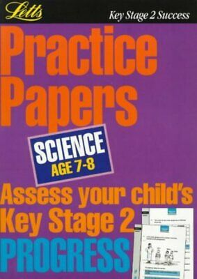 Practice papers.: Science by Graham Booth (Paperback / softback) Amazing Value