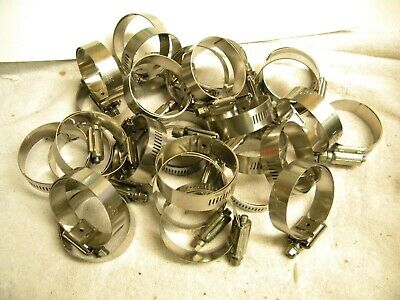 6706-5 Gates Ideal 67-5 Series S//S Band Hose Clamp 10-22mm Pack of 10