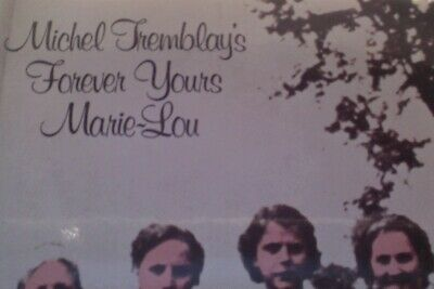 Quebec/ Theatre/ Michel Tremblay/ English Translation/ Forever Yours Marie-Lou
