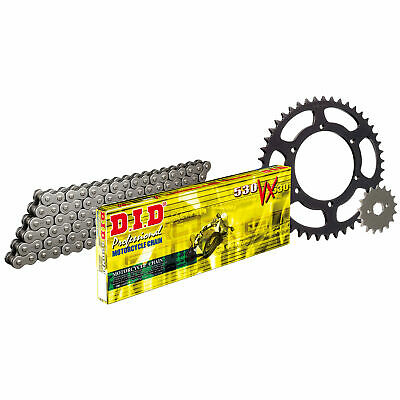 DID OE Chain And Sprocket Kit Suit Triumph Speed Triple 1050 2009