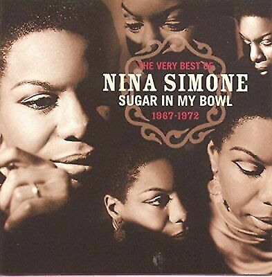 The Very Best Of Nina Simone- Sugar in My Bowl 1967-1972 2-disc CD set
