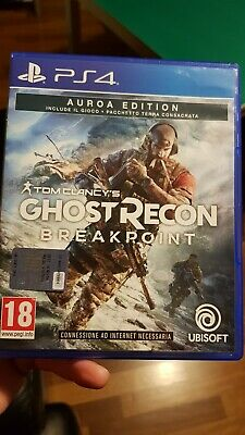 Tom Clancy's Ghost Recon Breakpoint PS4 Italiano
