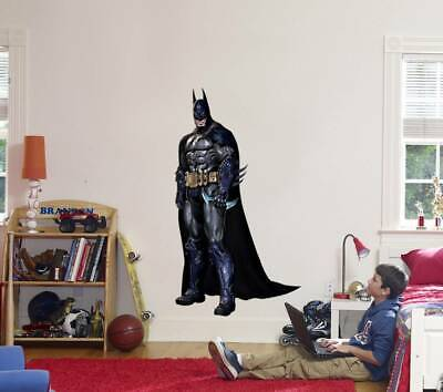 BATMAN Decal Removable WALL STICKER Home Decor Art Arkham Origins Dark Knight