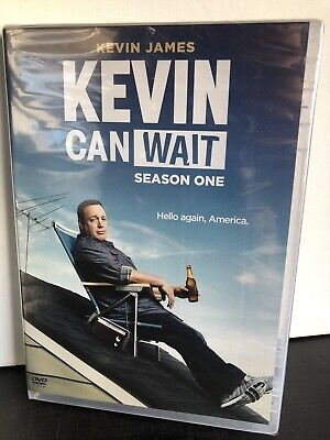 Kevin Can Wait: Season One [New DVD] 3 Pack, Ac-3/Dolby Digital, Dolby NEW