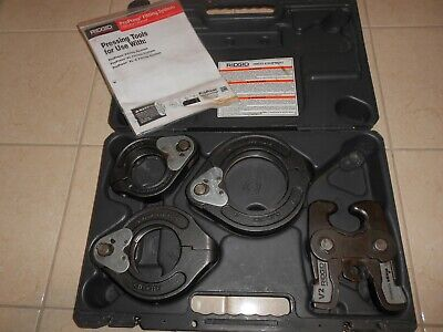 Ridgid Xlc Propress Ring Kit Ridgid Rp 330 Rp 340 Propress