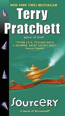 Pratchett, Terry : Sourcery (Discworld Novels (Paperback)) Fast and FREE P & P